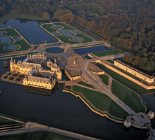 Domaine de Chantilly (60500). Picardie. France.