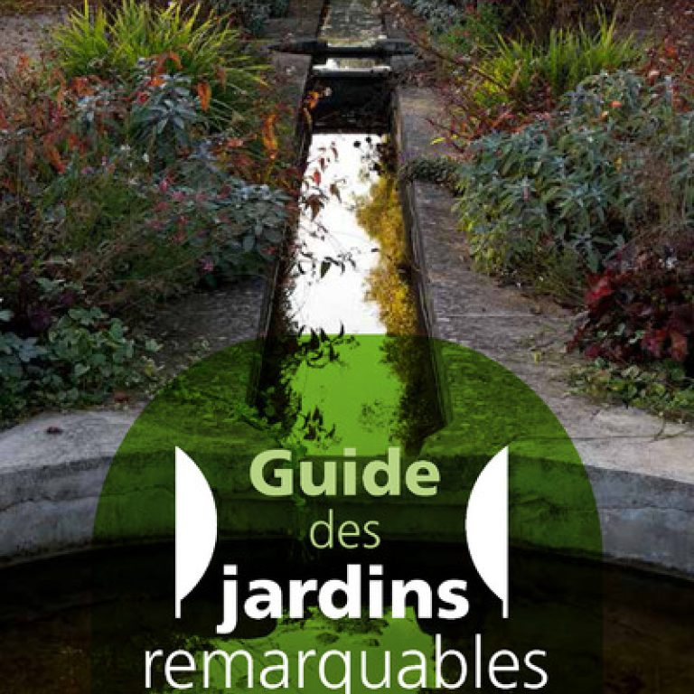 guide des jardins remarquables